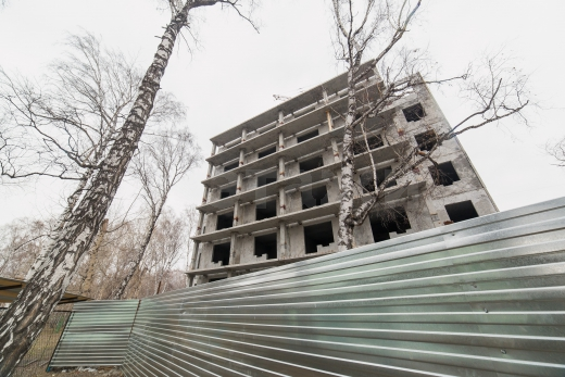 Жильё эконом-класса будут строить и в заречной части города