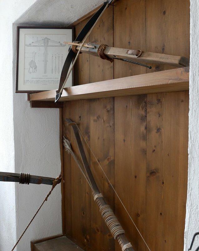Искья, Арагонский замок. Музей Средневековья