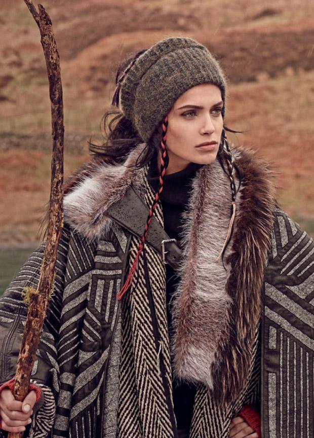 Аманда Уэллш (Amanda Wellsh) в журнале Vogue Russia