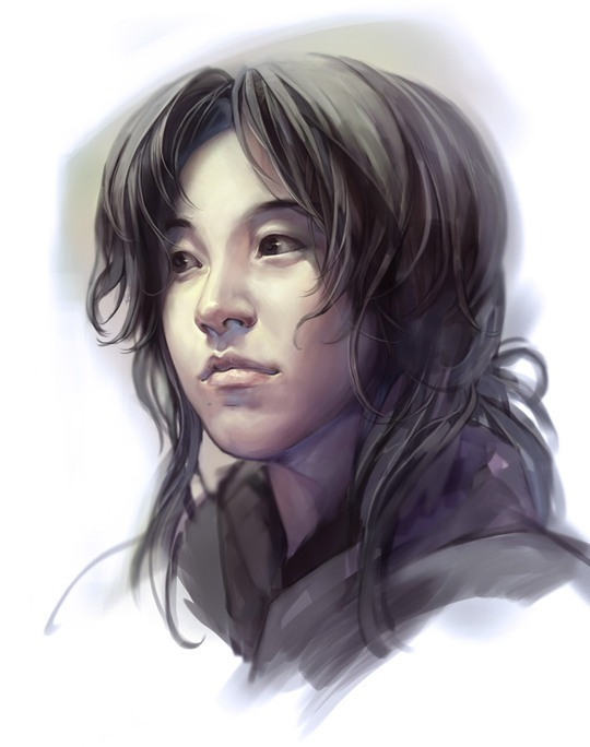 Аниме иллюстрации Фонг Ань