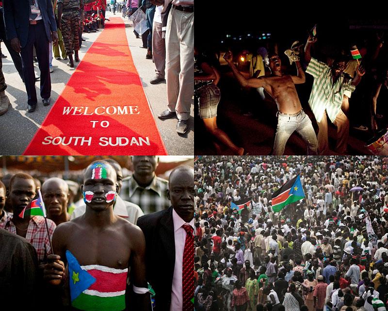Южный Судан – новое государство на карте мира