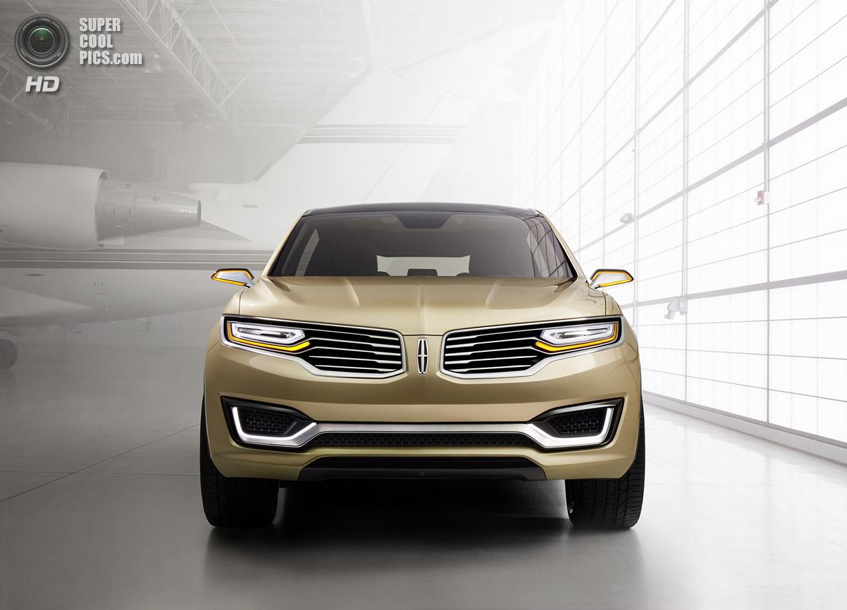 Lincoln MKX: «Американец» в Китае