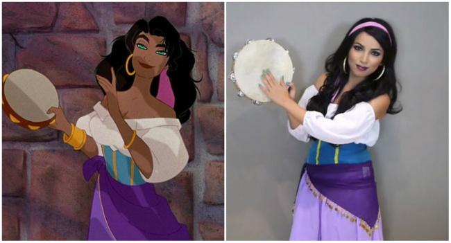 Devushka-primerila-obrazy-15disneevskix-princess-15-foto