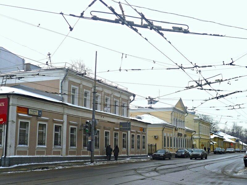 Улица Радио, бывшая Вознесенская. Часть 4.