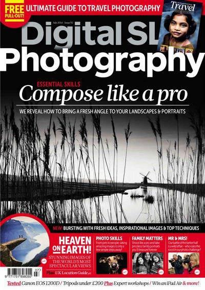 Книга Подшивка журналов: Digital SLR Photography №№88 - 92 (март - июль 2014) [En]