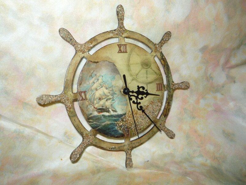Часы Мечты о море