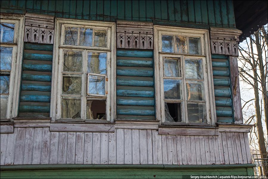 Биржевая больница в Рыбинске
