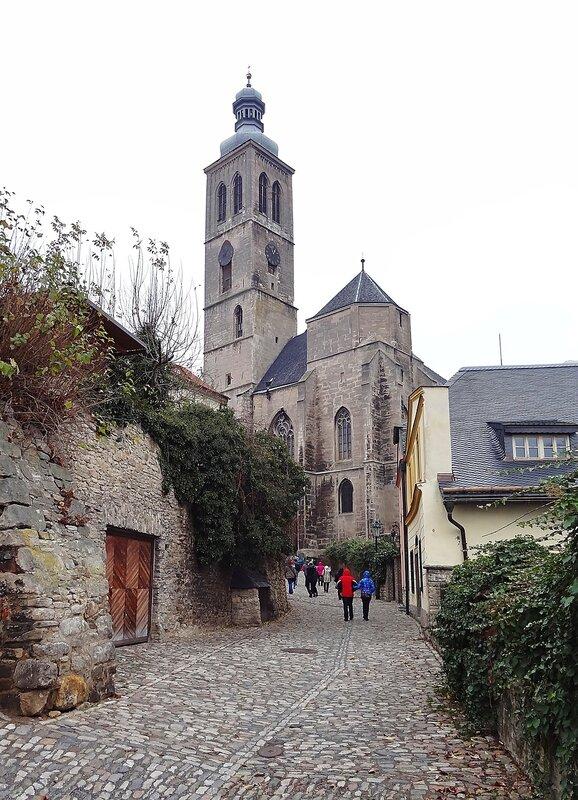 К церкви Святого Якова