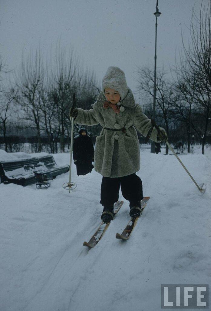 Москва 1959. фотокореспондент LIFE Carl Midans