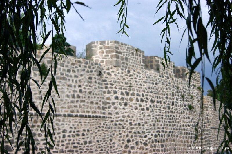 Крепостная стена Старого города