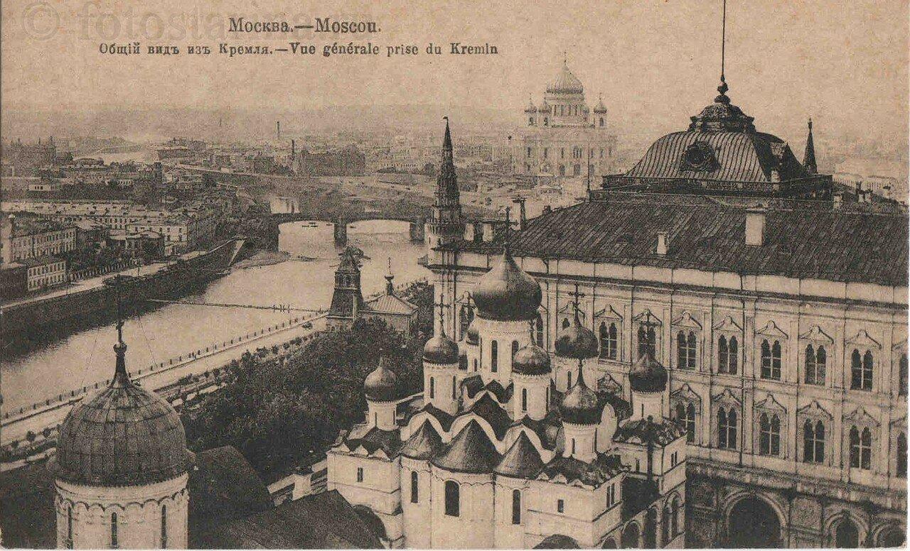 Общий вид из Кремля