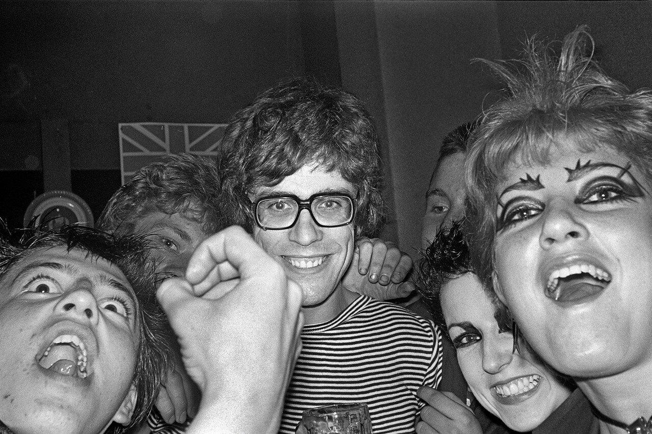 1977. В клубе «Vortex»