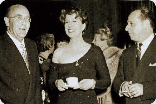 Анна Марли. Йоханнесбург. 1950-е гг.