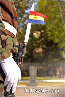Празднование 9-го Мая 2010 день Победы 65