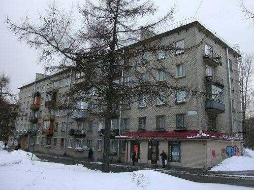 Герасимовская ул. 15