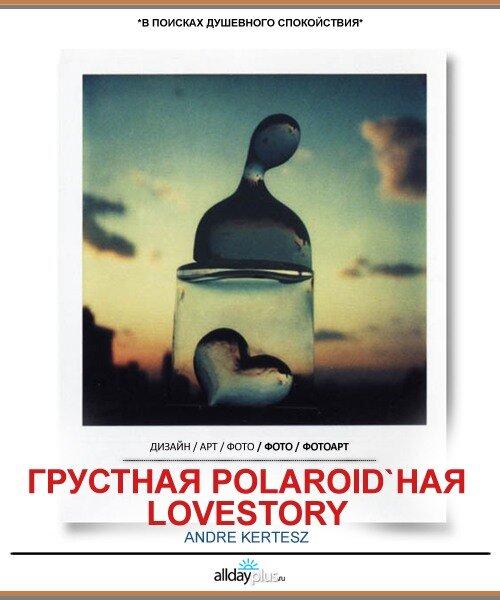 Полароидная история любви Андре Кертиш  / Andre Kertesz