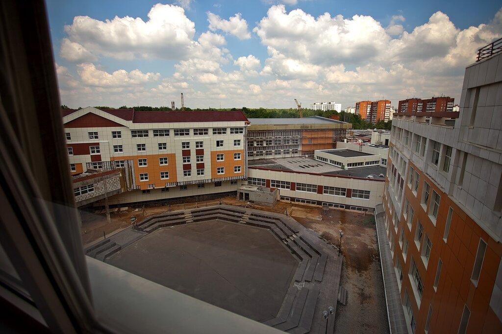 вторая очередь Одинцовского гуманитарного института станет крупнейшим спортивным комплексом