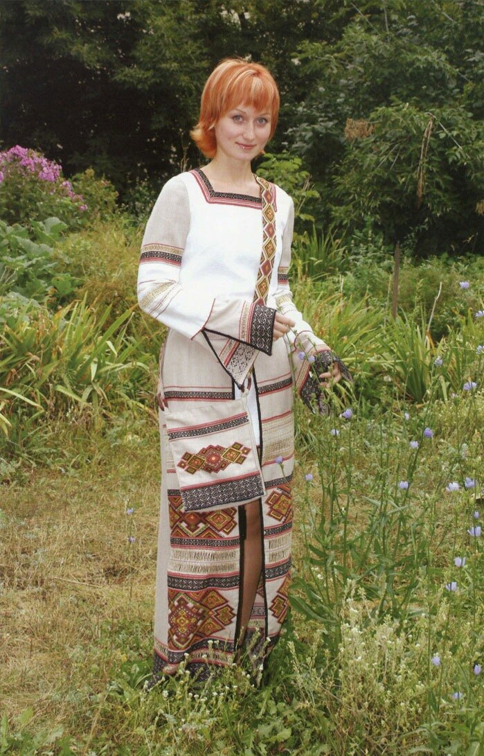 Как национальный костюм и самобытные приемы его декора находят выход в культуру XXI столетия.