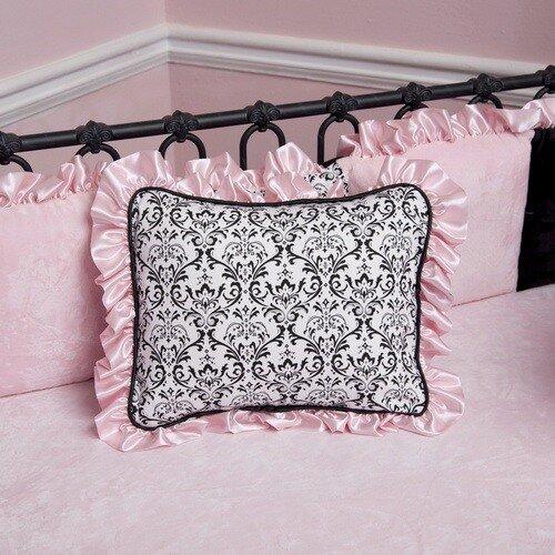 Как сшить подушку с оборками и кантом своими руками