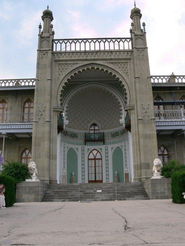 Воронцовский дворец. Алупка, Крым