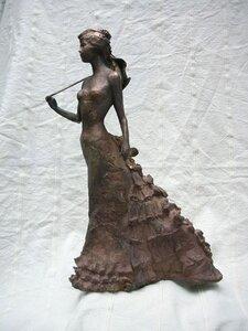 Скульптура Лысенко