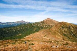 Карпаты - Черногорский хребет - сентябрь 2009