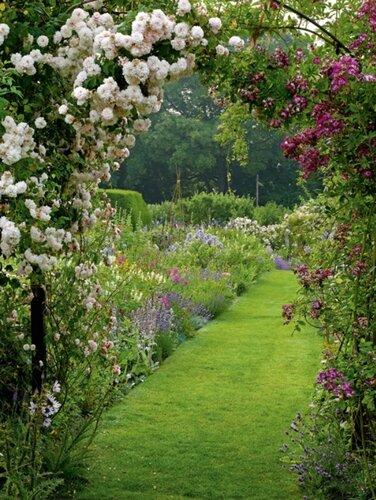 Сады Gertrude Jekyll