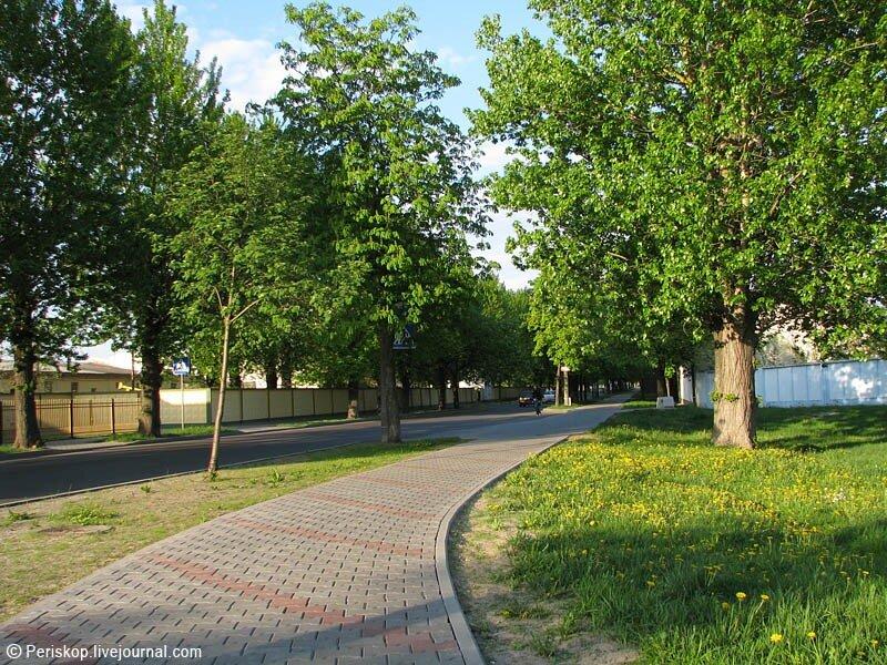 От ул. Гоголя до Крепости, и обратно - пешком по городу с фотоаппаратом