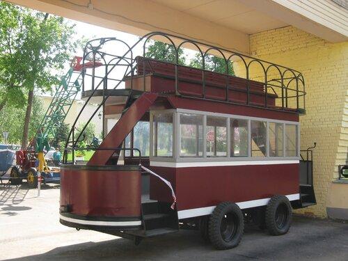 Вагончик трамвая