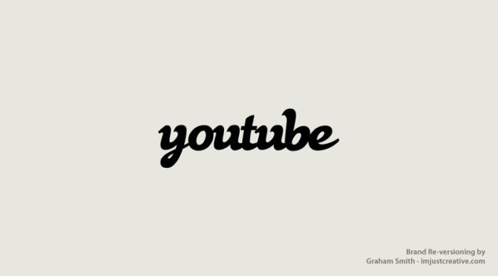 логотип Youtube выглядит как Vimeo - бренды которые поменяли местами