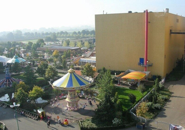 необычный парк развлечений