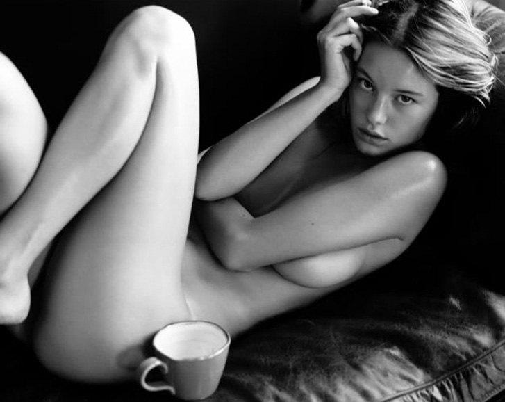 модель Камиль Роу / Camille Rowe