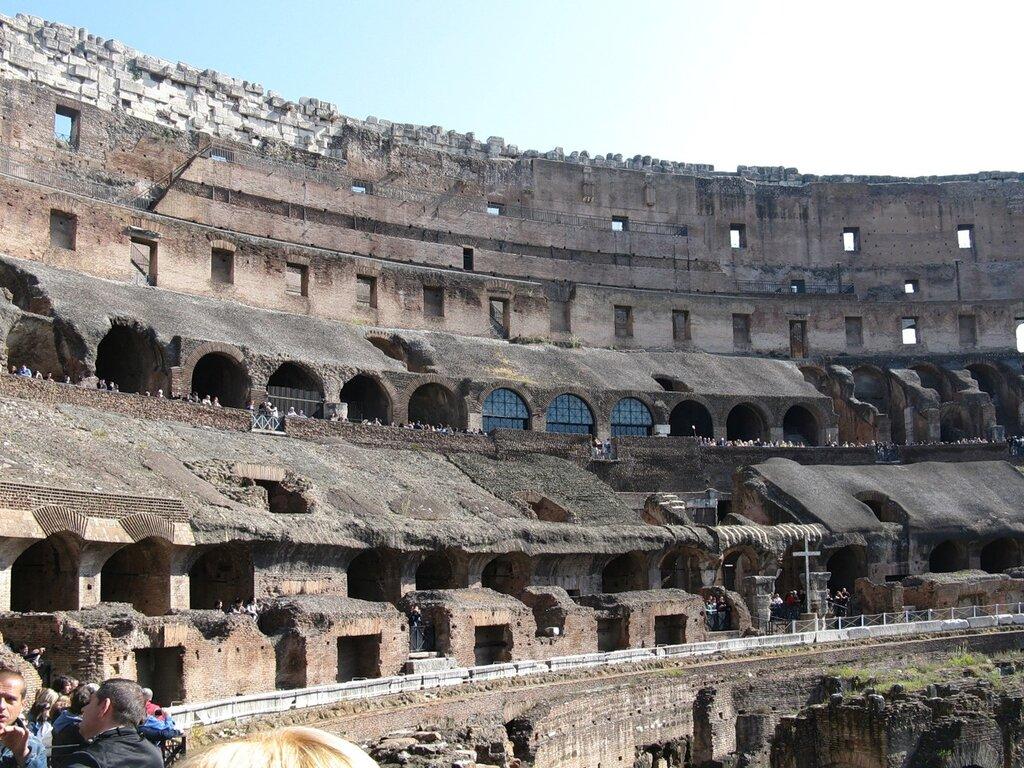 Рим. Колизей (Colosseo)