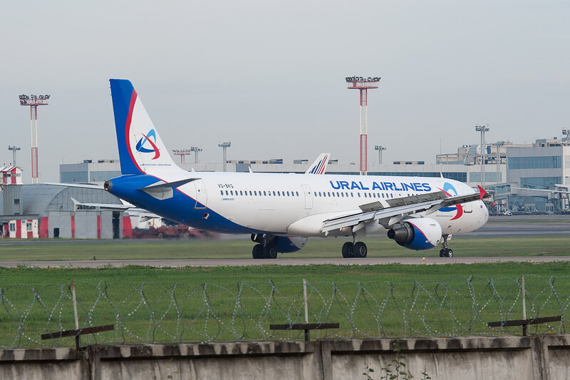 Airbus A321-211 (VQ-BKG) Ural Airlines DSC2617