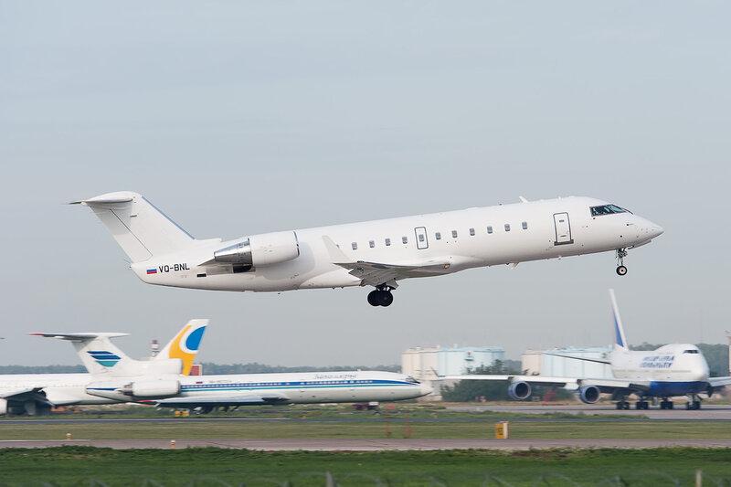 Bombardier CRJ-100ER (VQ-BNL) РусЛайн DSC2635