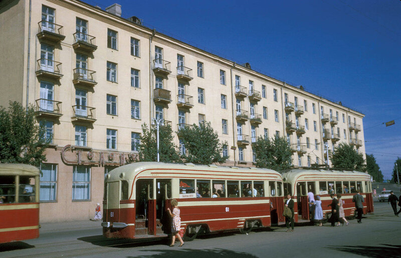 1964 Иркутск трамы1.jpg