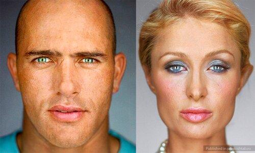 Портреты известных людей Мартина Шоллера (Martin Schoeller)