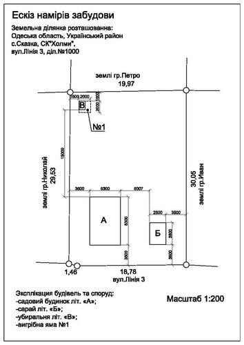 a76668a04c0890 Схема забудови земельної ділянки зразок