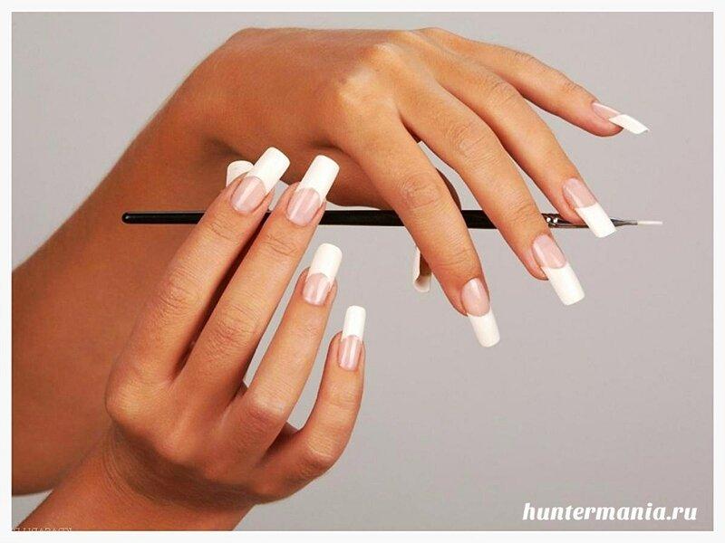 Что нужно для наращивания искусственных ногтей