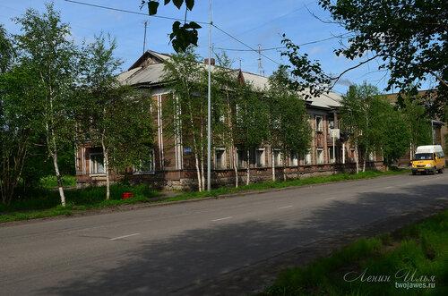 Фото города Инта №7799  Кирова 18 и 16 21.06.2015_14:11