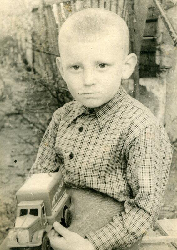 День рожденья. 1960г.