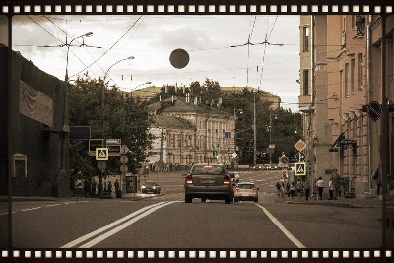 Площадь Пречистенские Ворота, Москва