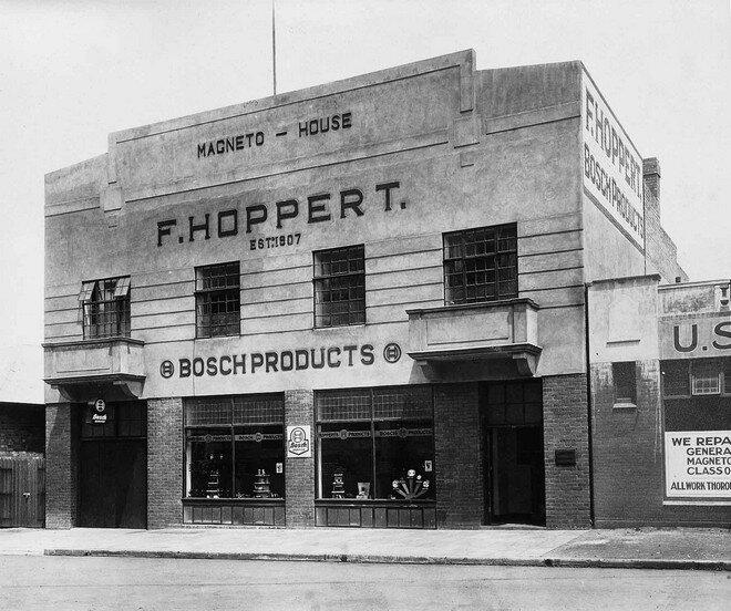 Магазин Bosch в Йоханнесбурге
