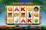 Ramesses Riches бесплатно, без регистрации от Microgaming