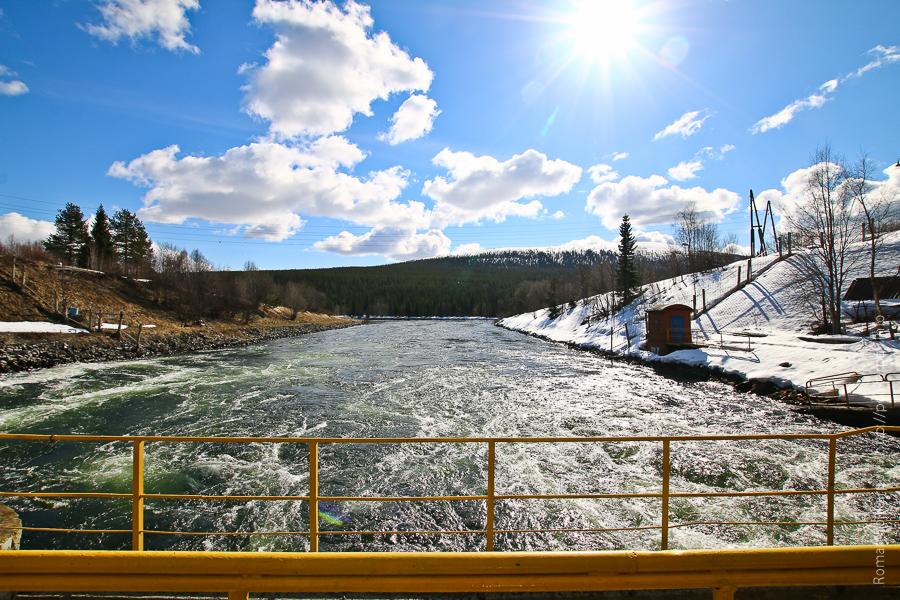 0 cc91b 4e73b9c3 orig Нива ГЭС 2   первая станция в Мурманской области