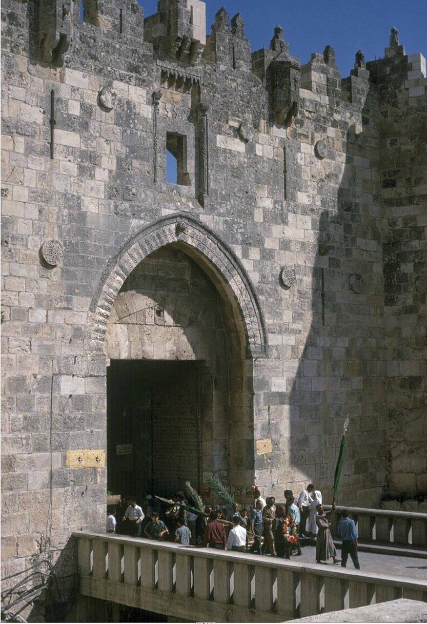Шхемские ворота