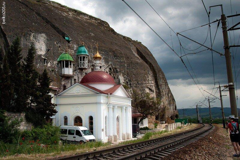Велопоход, Крым 2011