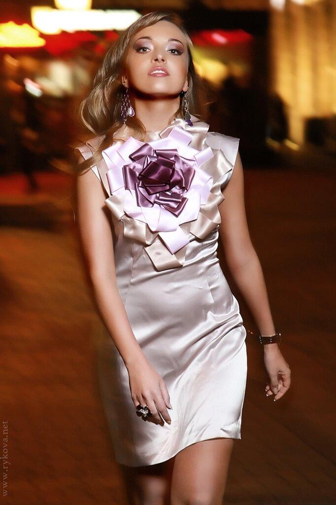 Купить вечерние платья гламурные