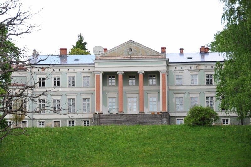 Замок Ногале (Nogale.)