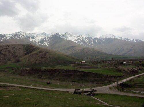 Даргавская долина